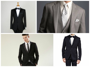 Tuxedo wedding styles for men