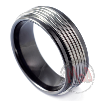 Cougar Bait Tungsten Ceramic Ring