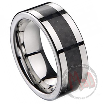 Phat Tony Tungsten Ring