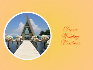 Dream Wedding locations